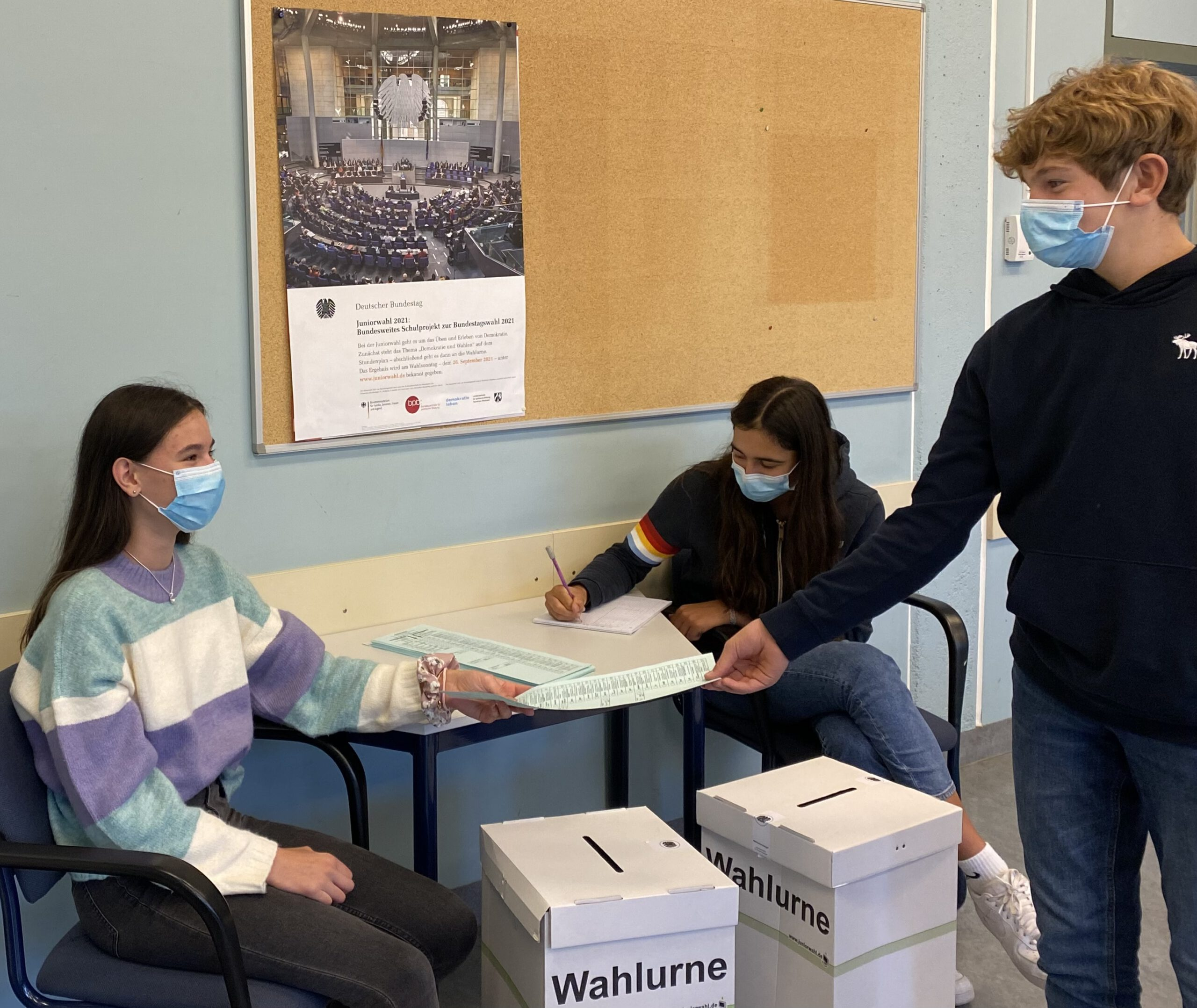 Wie wäre die Bundestagswahl 2021 ausgegangen, wenn Schüler:innen wählen dürften?